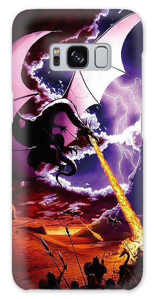 Fantasy Galaxy Case - Dragon Attack by The Dragon Chronicles - Steve Re