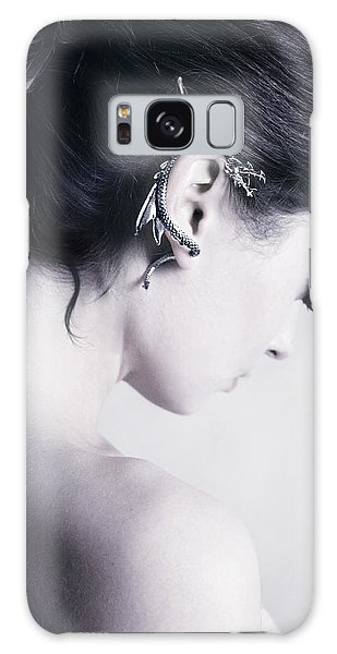 Earring Galaxy Case - Dragon by Cambion Art