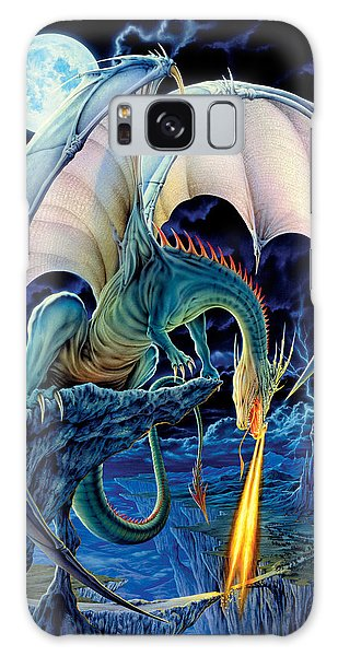 Dragon Galaxy S8 Case - Dragon Causeway by The Dragon Chronicles - Robin Ko