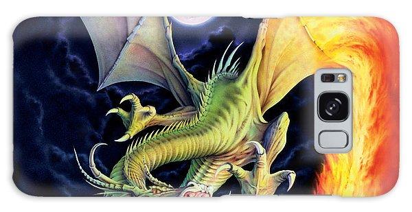 Fantasy Galaxy Case - Dragon Fire by The Dragon Chronicles