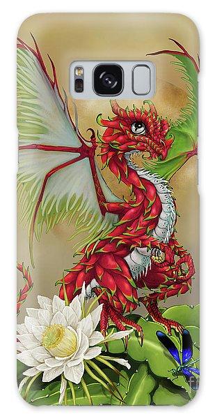 Dragon Fruit Dragon Galaxy Case by Stanley Morrison