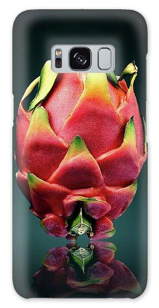 Dragon Galaxy S8 Case - Dragon Fruit Or Pitaya  by Johan Swanepoel