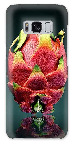 Dragon Galaxy S8 Case - Dragon Fruit Or Pitaya  by Johan Swanepoel