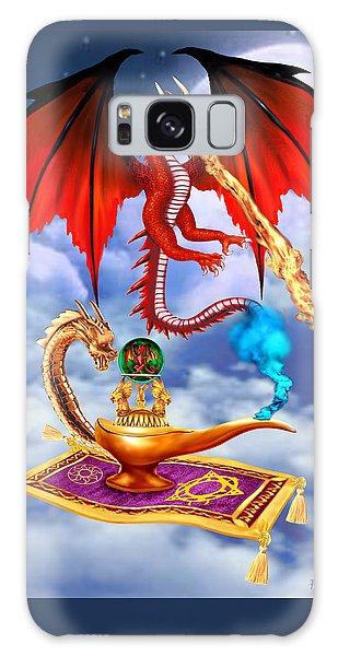 Dragon Genie Galaxy Case