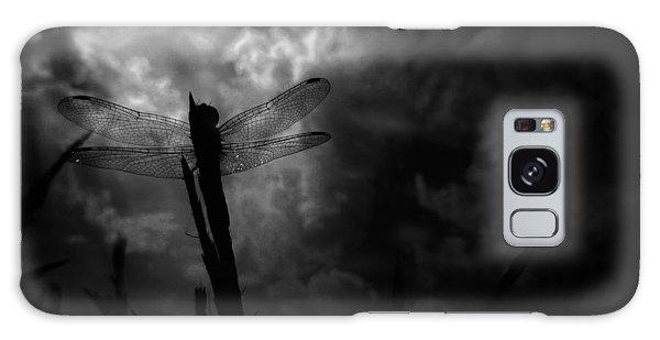 Dragon Noir Galaxy Case by Tim Good