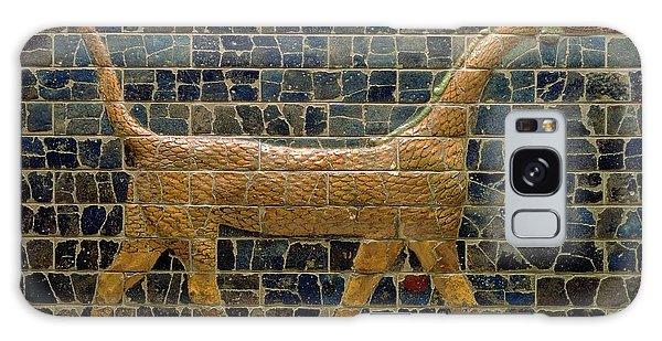 Mythological Galaxy Case - Dragon Of Marduk - On The Ishtar Gate by Anonymous