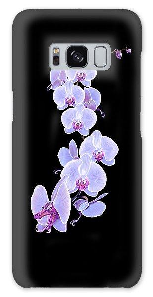 Dragon Orchid Galaxy Case