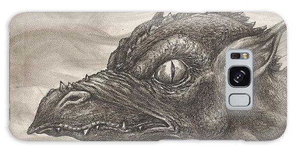 Dragon Portrait No. 2 Galaxy Case