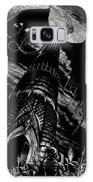 Dragon Tower Galaxy Case