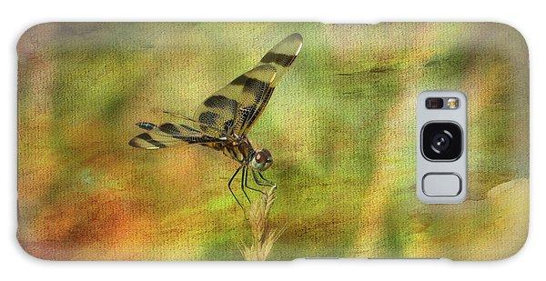 Dragonfly Art Galaxy Case