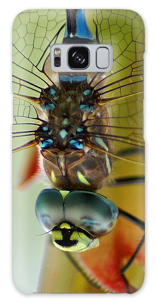 Dragonfly In Thought Galaxy Case