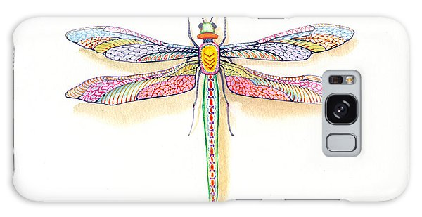 Dragonfly Galaxy Case by John Norman Stewart
