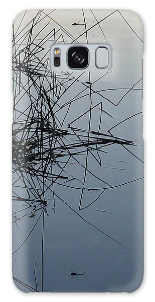 Dragonfly Reflections Galaxy Case