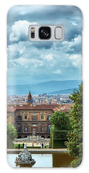 Drama In The Palace Of Firenze Galaxy Case