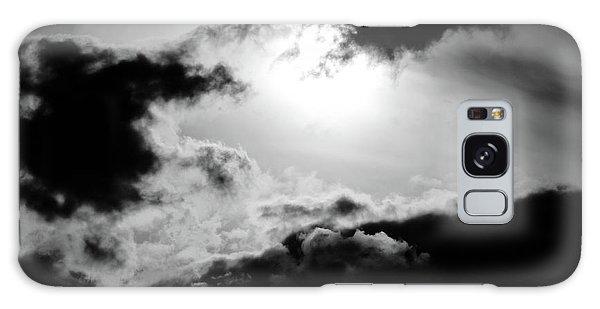 Dramatic Clouds Galaxy Case