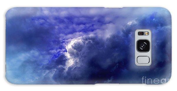 Dramatic Cumulus Sky Galaxy Case