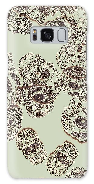 Voodoo Galaxy Case - Drawn Out Nightmares by Jorgo Photography - Wall Art Gallery