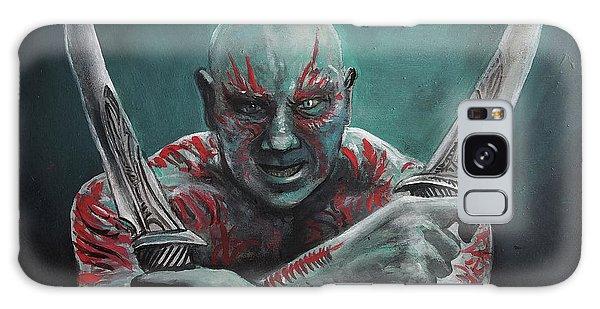 Drax The Destroyer Galaxy Case by Tom Carlton