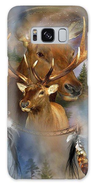Dream Catcher - Spirit Of The Elk Galaxy Case