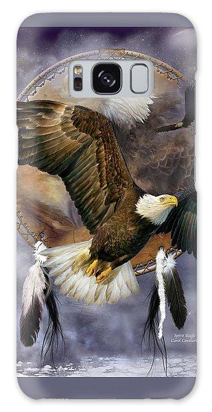 Dream Catcher - Spirit Eagle Galaxy Case