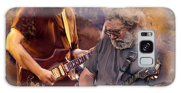 Dream Colors  Jerry Garcia Greatful Dead Galaxy Case
