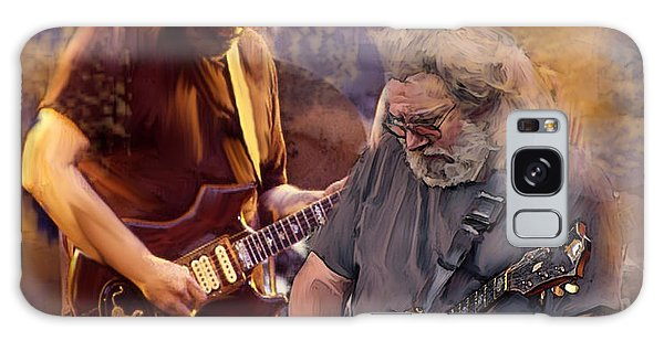 Dream Colors  Jerry Garcia Greatful Dead Galaxy Case by Iconic Images Art Gallery David Pucciarelli