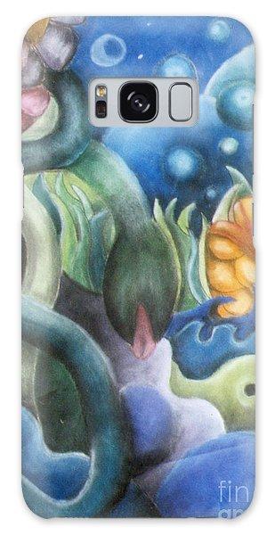 Dream Fish Galaxy Case