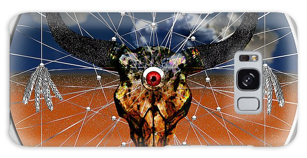 Dream Guardian Galaxy Case by Iowan Stone-Flowers
