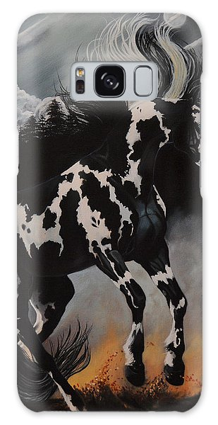 Dream Horse Series 12 - When Night Fall's Galaxy Case