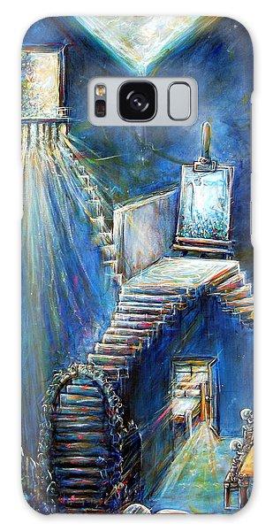 Dream House Galaxy Case