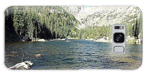 Dream Lake - Rocky Mountain National Park Galaxy Case