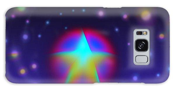 Dream Like A Super Star Galaxy Case