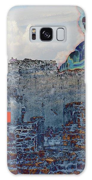 Dream Of Tulum Ruins Galaxy Case