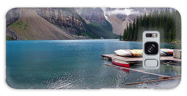Moraine Lake, Ab  Galaxy Case