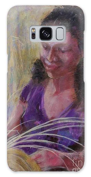 Dream Weaver Galaxy Case by Gertrude Palmer