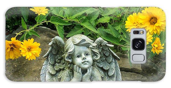 Dreaming Angel Galaxy Case