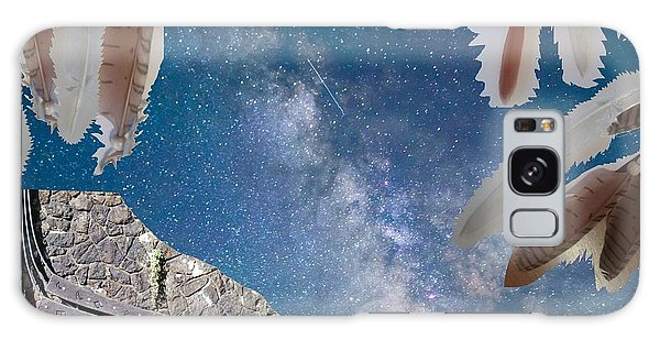 Dreaming Bench Galaxy Case