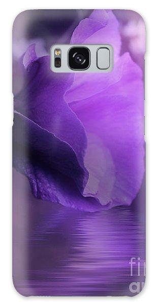 Dreaming In Purple Galaxy Case