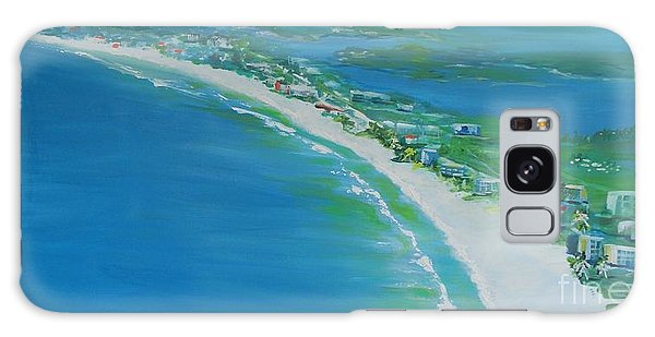 Dreaming Of Siesta Key Galaxy Case
