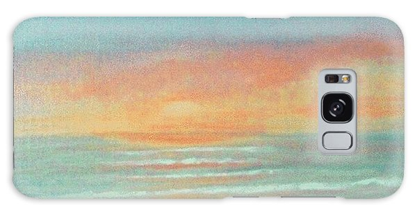 Dreaming Of Summer Galaxy Case by Holly Martinson