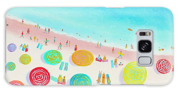 Dreaming Of Sun, Sand And Sea Galaxy Case