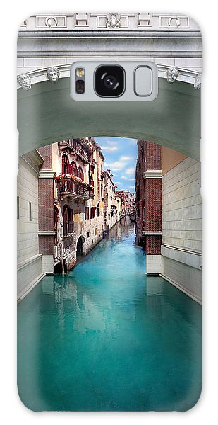 Dreaming Of Venice Galaxy Case