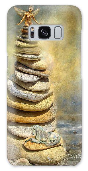 Fairy Galaxy Case - Dreaming Stones by Carol Cavalaris