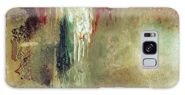 Dreams Come True - Earth Tone Art - Contemporary Pastel Color Abstract Painting Galaxy Case