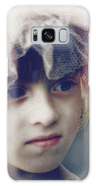 Dreams In Tulle 2 Galaxy Case by Marna Edwards Flavell
