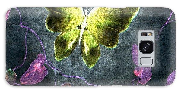 Dreams Of Butterflies Galaxy Case