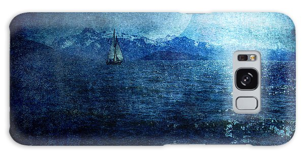 Dreams Of Sailing Galaxy Case
