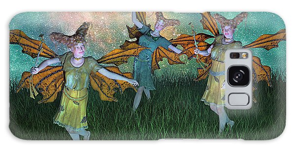 Elf Galaxy Case - Dreamscape by Betsy Knapp