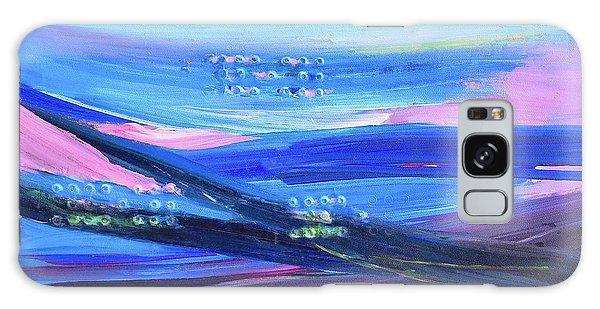 Dreamscape Galaxy Case by Irene Hurdle