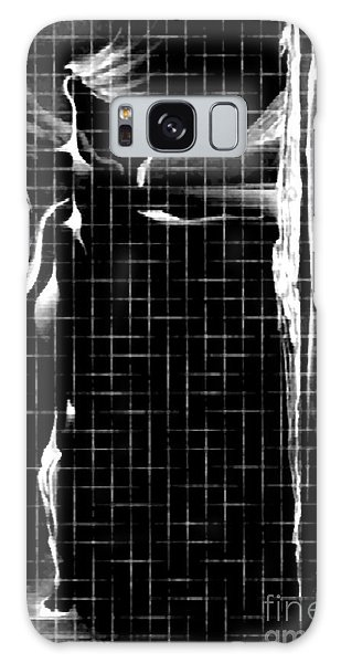 Galaxy Case featuring the digital art Dreamtime by James Lanigan Thompson MFA